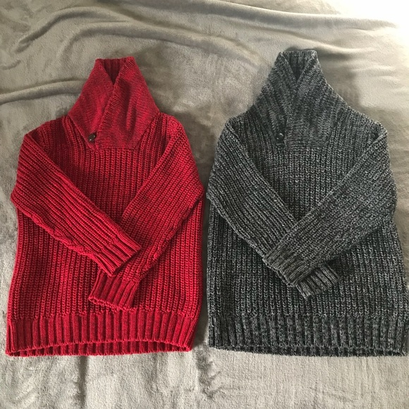 Gap Shirts Tops And Old Navy Bundled Boys Sweaters Poshmark